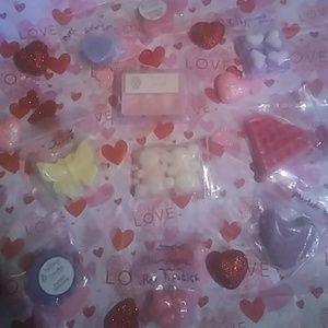 Valentines vendor wax bundle
